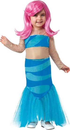 Toddler Girls Molly Costume - Bubble Guppies