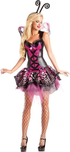 Adult Butterfly Body Shaper Costume
