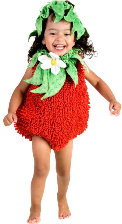 Baby Suzie Strawberry Costume