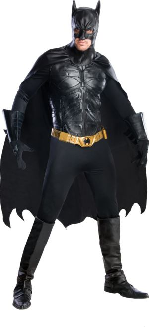 Adult Dark Batman Costume Grand Heritage