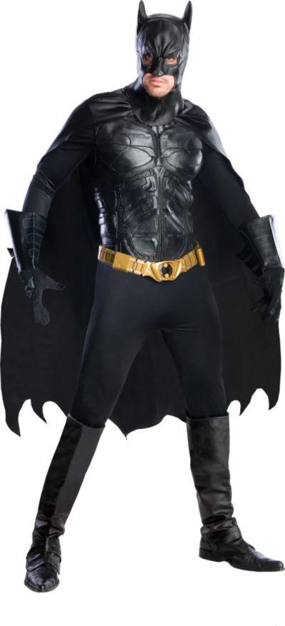Adult Dark Batman Costume Grand Heritage