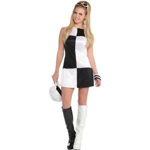 Adult Mod Girl 60s Costume