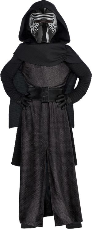 Boys Kylo Ren Costume Deluxe - Star Wars 7 The Force Awakens