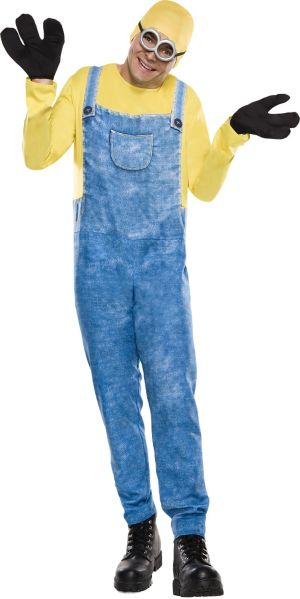 Adult Bob Minion Costume - Minions Movie