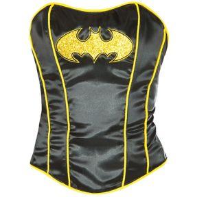 Batgirl Corset - Batman
