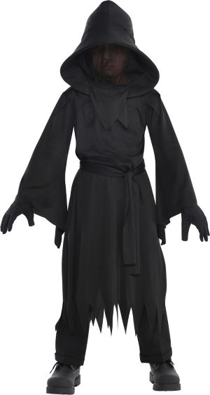 Little Boys Phantom of Darkness Costume
