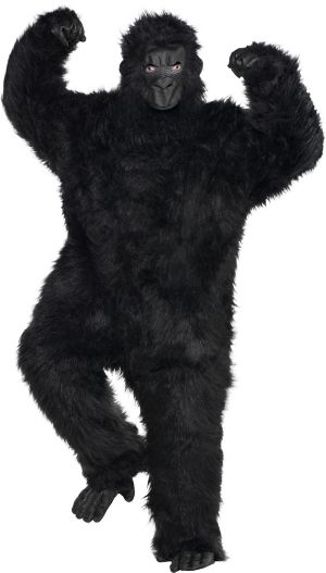 Adult Gorilla Guy Costume Plus Size