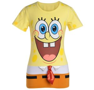 SpongeBob Fitted T-Shirt