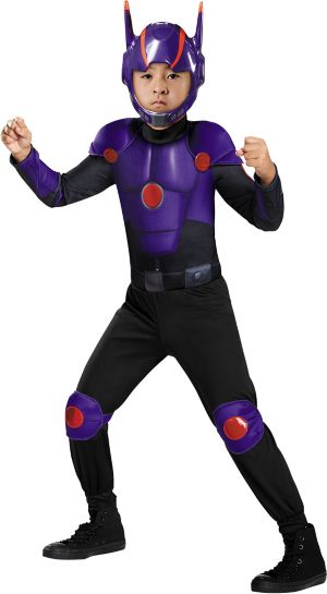 Boys Hiro Costume Classic - Big Hero 6
