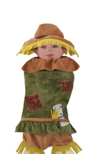 Baby Bunting Scarecrow Costume - The Wizard of Oz