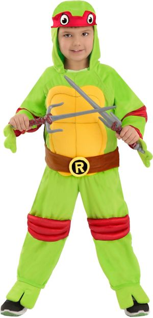 Baby Raphael Jumpsuit Costume - Teenage Mutant Ninja Turtles