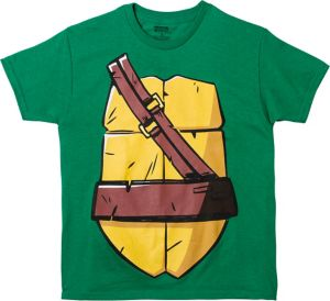 Turtle Shell T-Shirt - Teenage Mutant Ninja Turtles