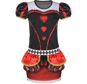 Child Red Queen Tunic Shirt