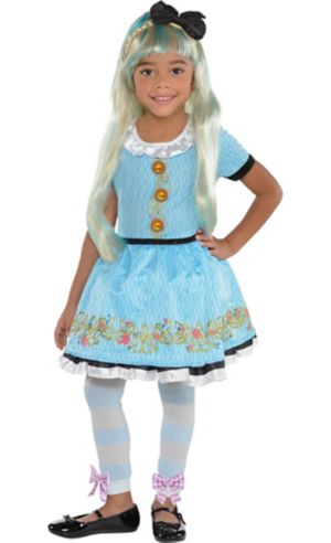 Little Girls Ally Costume - Disney's Descendants