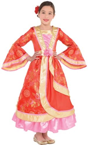 Girls Geisha Costume