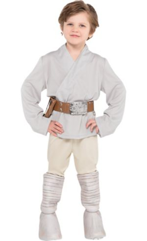 Little Boys Luke Skywalker Costume - Star Wars