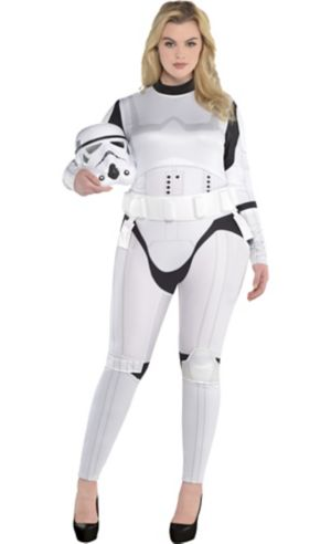 Adult Stormtrooper Costume Plus Size - Star Wars