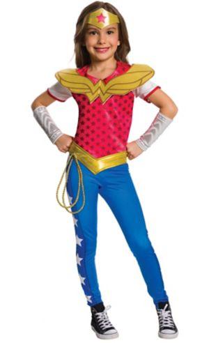 Little Girls Wonder Woman Costume - DC Super Hero Girls