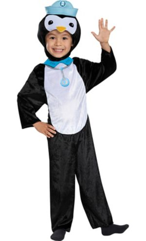 Toddler Boys Peso Penguin Costume - The Octonauts