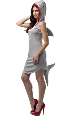 Adult Sexy Shark Costume
