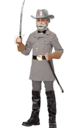 Boys Robert E. Lee Costume
