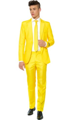 Adult Yellow Suit