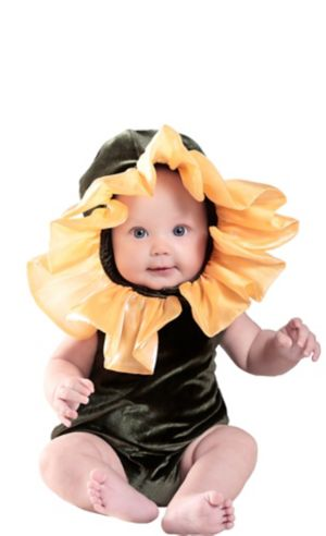 Baby Anne Geddes Flower Costume