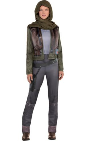 Adult Jyn Erso Costume - Star Wars Rogue One