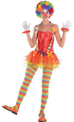 Adult Clown Costume Premier