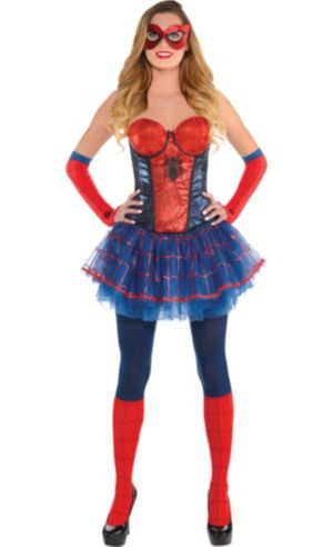 Adult Spider-Girl Costume Deluxe