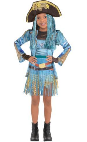 Little Girls Uma Costume - Disney Descendants 2