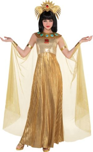 Adult Golden Cleopatra...