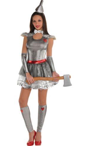 Adult Tin Man Costume - Wizard of Oz