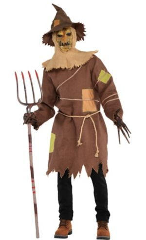 Adult Scary Scarecrow Costume
