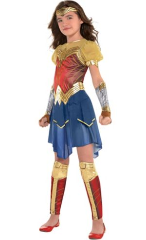 Girls Wonder Woman Costume - Wonder Woman Movie