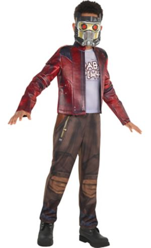 Boys Star-Lord Costume - Guardians of the Galaxy 2