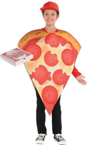 Child Pizza Costume