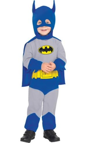 Baby Classic Batman Costume - The Brave and the Bold