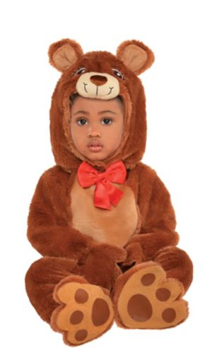 Baby Cuddle Bear Costume