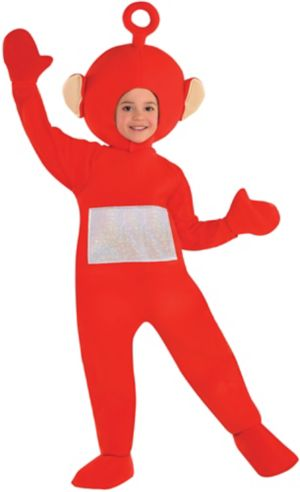 Toddler Boys Po Costume - Teletubbies