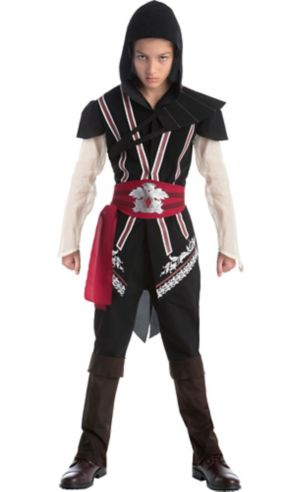 Boys Ezio Costume - Assassin's Creed
