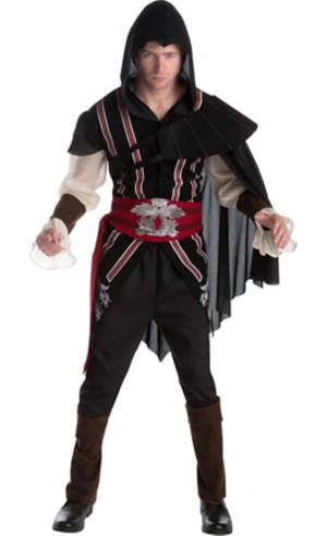 Adult Ezio Auditore Costume - Assassin's Creed