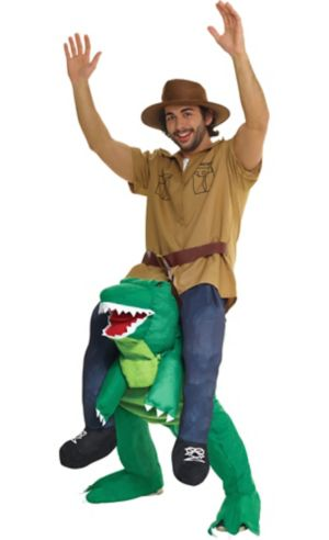 Adult T-Rex Ride-On Costume