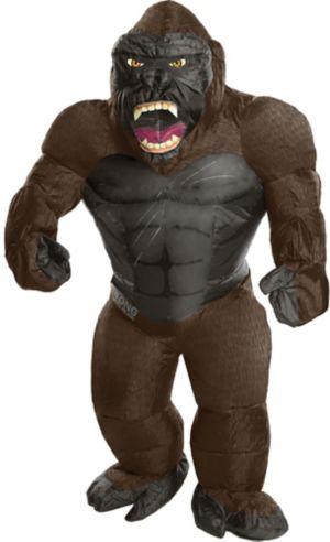 Adult Inflatable King Kong Costume - Kong: Skull Island