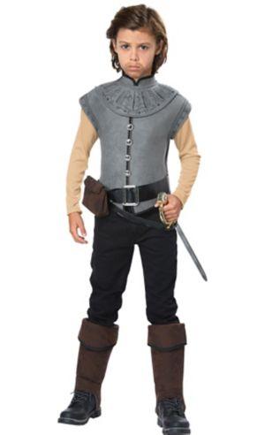 Child John Smith Costume Accessory Kit