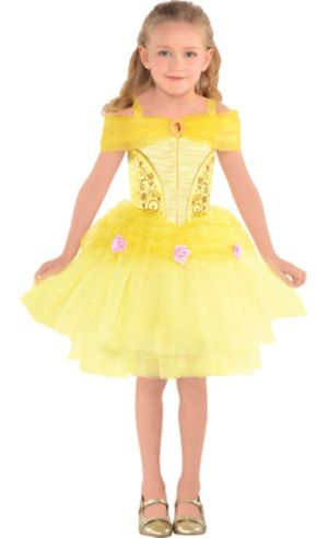 Toddler Girls Belle Costume - Beauty and the Beast