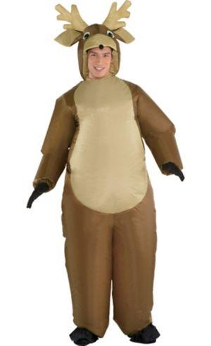 Adult Inflatable Reindeer Costume