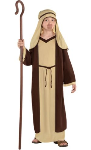 Boys Brown Saint Joseph Costume