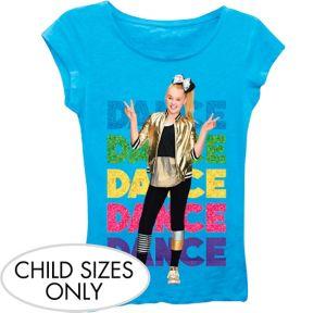 Child JoJo Siwa Dance T-Shirt