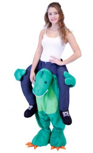 Adult Dinosaur Ride-On Costume